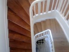 Treppen und Parkett